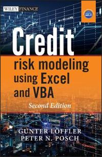 Credit Risk Modeling Using Excel and VBA [With DVD ROM]