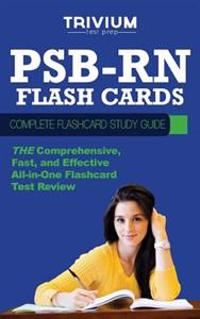 Psb-RN Flash Cards: Complete Flash Card Study Guide