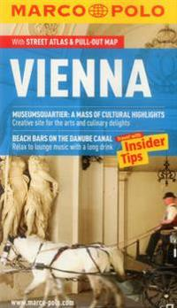 Vienna Marco Polo Pocket Guide