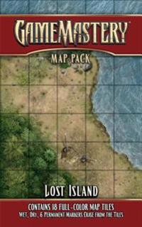 Gamemastery Map Pack Lost Island