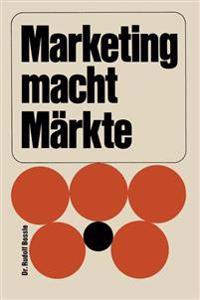 Marketing Macht Markte