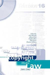 The Yearbook of Copyright and Media Law 2001/2