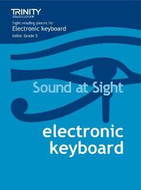 SOUND AT SIGHT ELECTRONIC KEYBOARD INITI