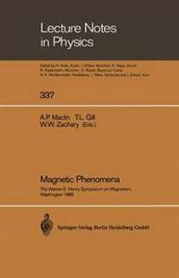 Magnetic Phenomena