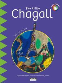 Little chagall - explore the magical universe of the russian painter