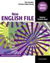New english file: beginner: students book - six-level general english cours