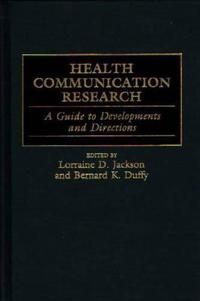 Health Communication Research