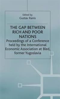 The Gap Between Rich and Poor Nations