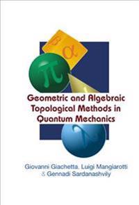 Geometric And Algebraic Topological Methods In Quantum Mechanics