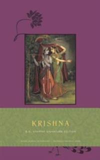 Krishna Blank Journal - Large