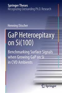 GaP Heteroepitaxy on Si(100)