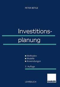 Investitionsplanung