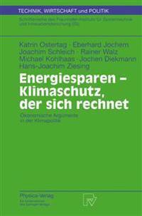 Energiesparen - Klimaschutz, Der Sich Rechnet