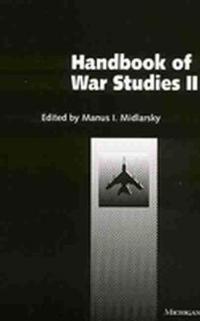 Handbook of War Studies II
