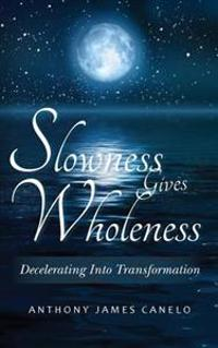 Slowness Gives Wholeness: Decelerating Into Transformation