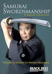 Samurai Swordsmanship, Volume 3: Advanced Sword Program