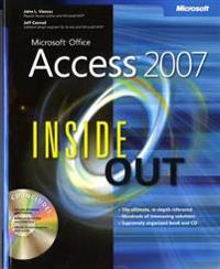 Microsoft Office Access 2007 Inside Out [With Cdom]