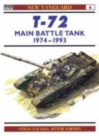 T-72 Main Battle Tank 1974-1993