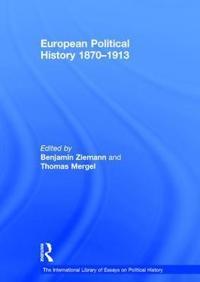 European Political History 1870-1913