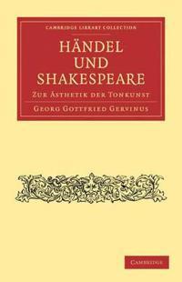 Handel Und Shakespeare
