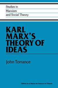 Karl Marx's Theory of Ideas