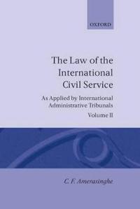 The Law of the International Civil Service