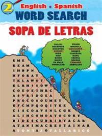 English/Spanish Word Search/Sopa De Letras 2