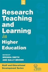 Research Teaching and Learning in Higher Education
