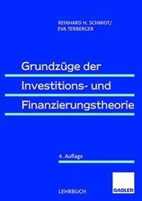 Grundzuge der investitions- und finanzierungstheorie