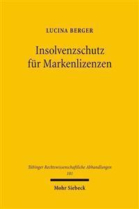 Insolvenzschutz Fur Markenlizenzen