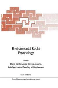 Environmental Social Psychology
