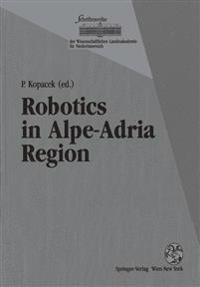 Robotics in Alpe-adria Region