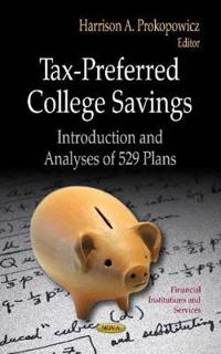 Tax-Preferred College Savings