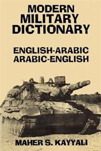 Modern Military Dictionary