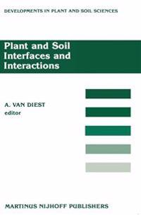 Plant and Soil Interfaces and Interactions