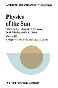 Physics of the Sun