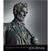 Metropolitan Museum Journal, 2013