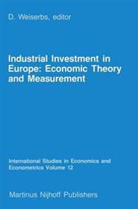 Industrial Investment in Europe