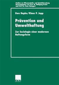 Prävention Und Umwelthaftung