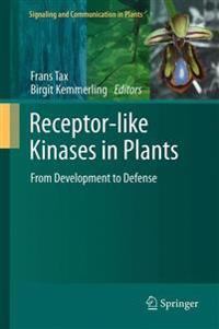 Receptor-like Kinases in Plants