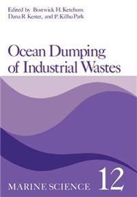 Ocean Dumping of Industrial Wastes