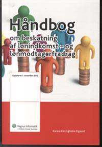 Håndbog om beskatning af lønindkomst - og lønmodtagerfradrag