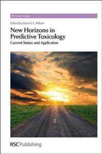 New Horizons in Predictive Toxicology