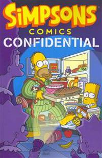 Simpsons Comics Confidential