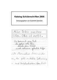 Katalog Sch Lerschriften 2008