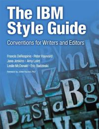 The IBM Style Guide: