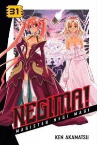 Negima: Magister Negi Magi, Volume 31