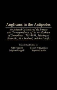 Anglicans in the Antipodes