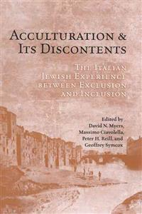 Acculturation and Its Discontents