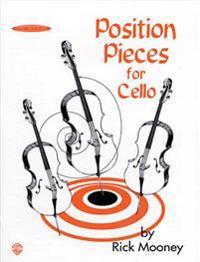 Position Pieces for Cello